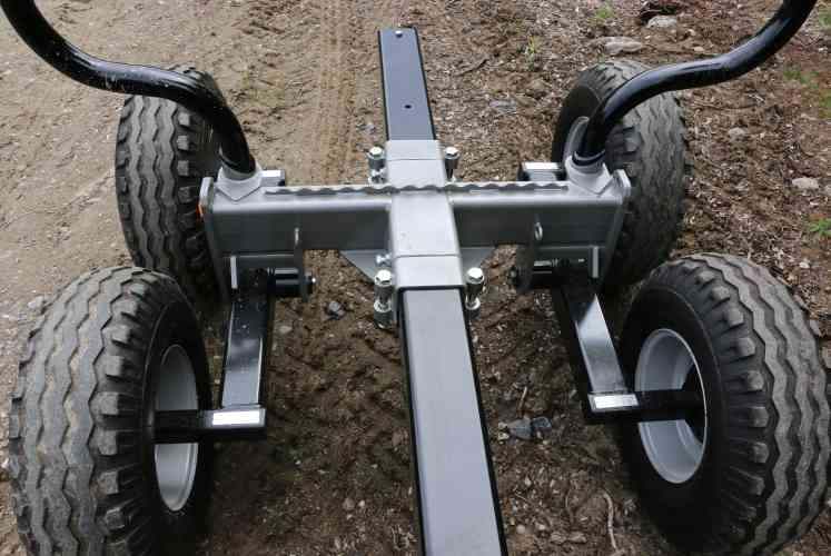 Bolted and movable bunks