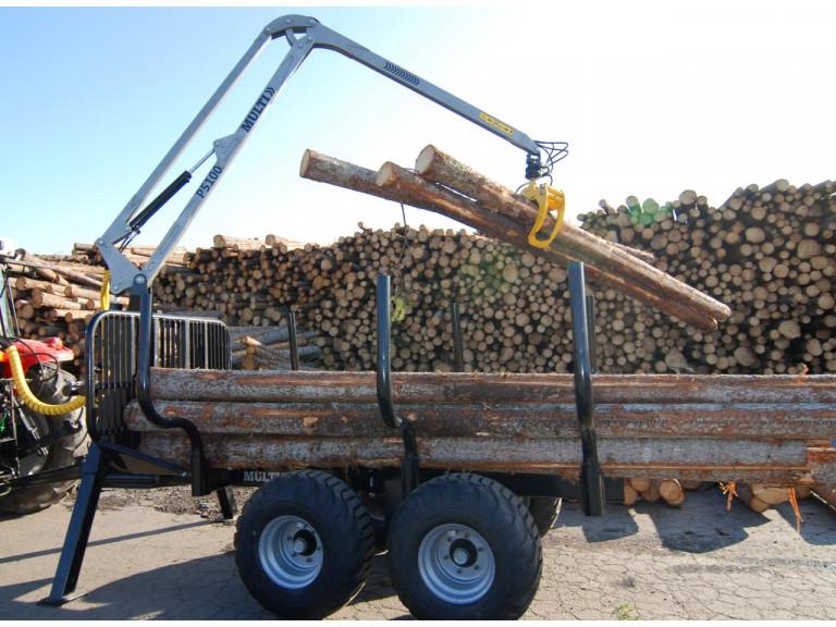 Trejon Multiforest Parallellkran P5100
