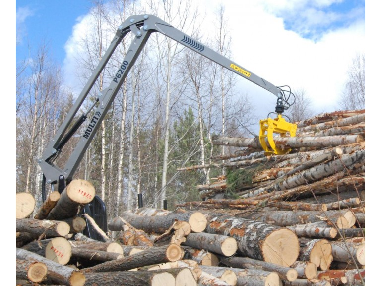 Trejon Multiforest Parallellkran P6200