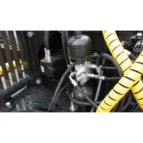 Bom- och svängdämpare P5100-6200 / V5300-9000
