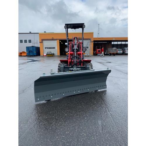 Snöblad 180 cm SMS Hydraulisk diagonaljustering