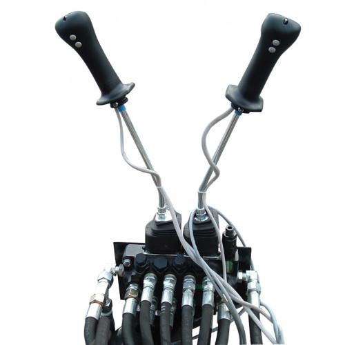 Kontrollventil mekanisk 2XY+3 EL lättviktspaket (V5300/P5100-P6200)