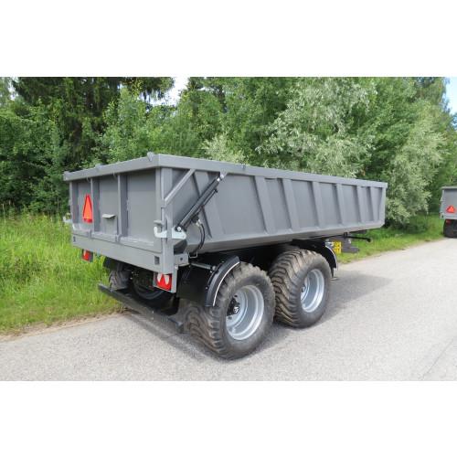 Dumpervagn Multicargo 14 Ton