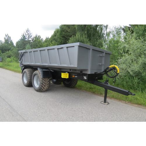 Dumpervagn Multicargo 16 Ton