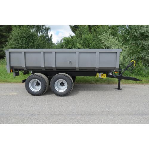 Dumpervagn Multicargo 11 Ton
