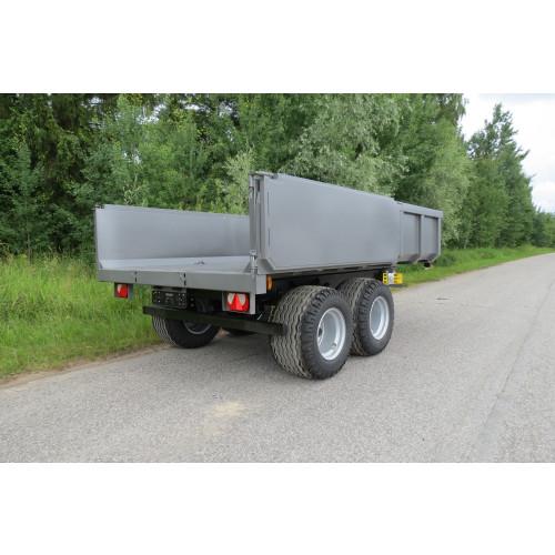 Dumpervagn Muticargo 9 Ton