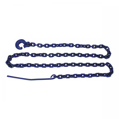 Lunningskedja 2m PEWAG G10, 4500 daN (blå)
