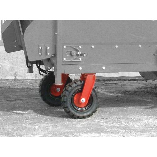 Pivoterande stödhjul T7100, T7100SC, T7150SC