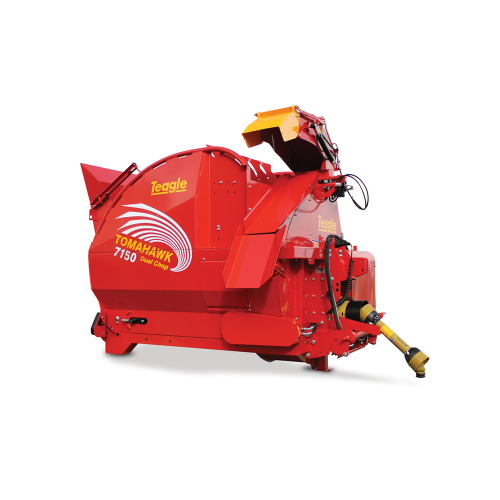 Teagle Tomahawk 7150SC Dual Chop snittsystem