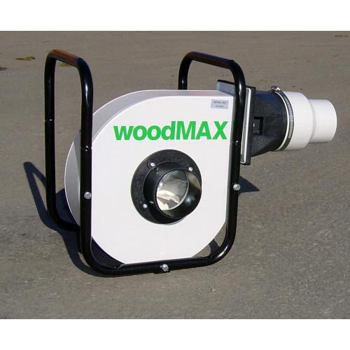 Spånsug Woodmax, 230V, 0,55 kW / 0,75 hk