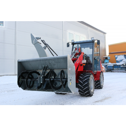 Snöfräs 1500 Hydraulisk drift SMS
