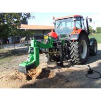 Stubbfräs FZ560T Traktordrift