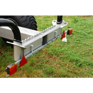 Removable traffic lights fits all MF trailers