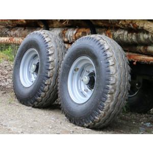 Wheel 300x80-15,3 MF650-950 4pcs. factorymounted