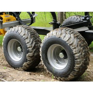 Wheels 400/60-15,5 MF650-1050 4pcs. factorymounted
