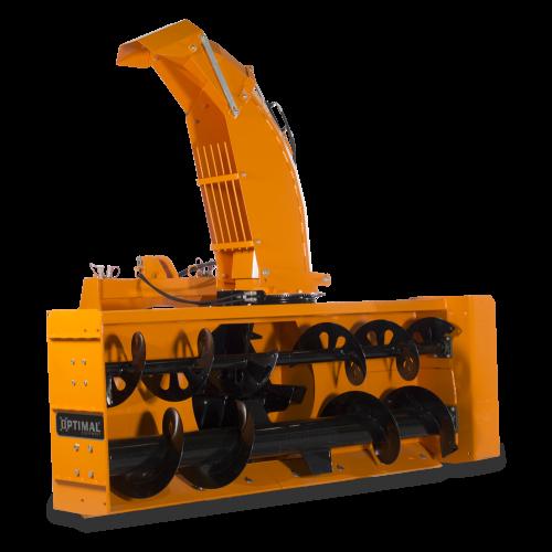 Heavy-Duty snow blowers - Snow equipment - Road maintenance - Trejon