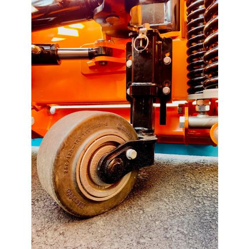 Support wheel set VPX330-370; UPX440-500