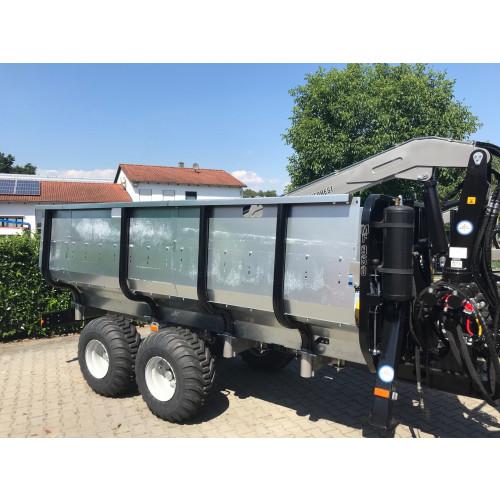 Biomass box MF950-1050