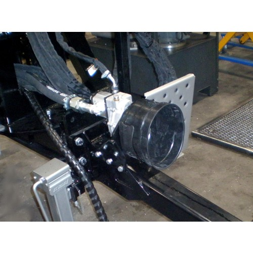 Pump set - Cardan 57/78 lit Gr3, 38CC, factory mounted