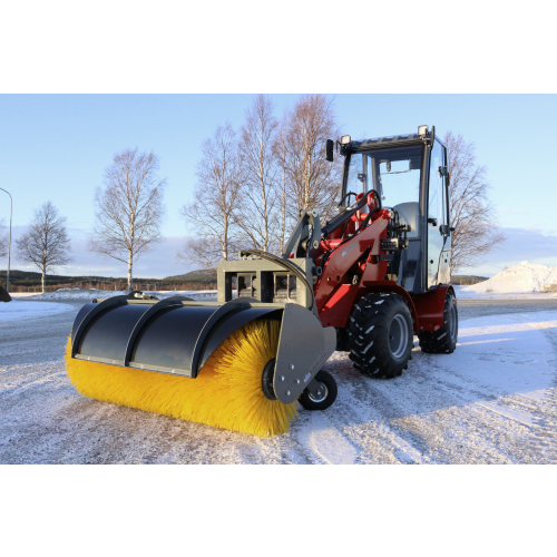 Sweeper ZS150/1 Plastic bruchses